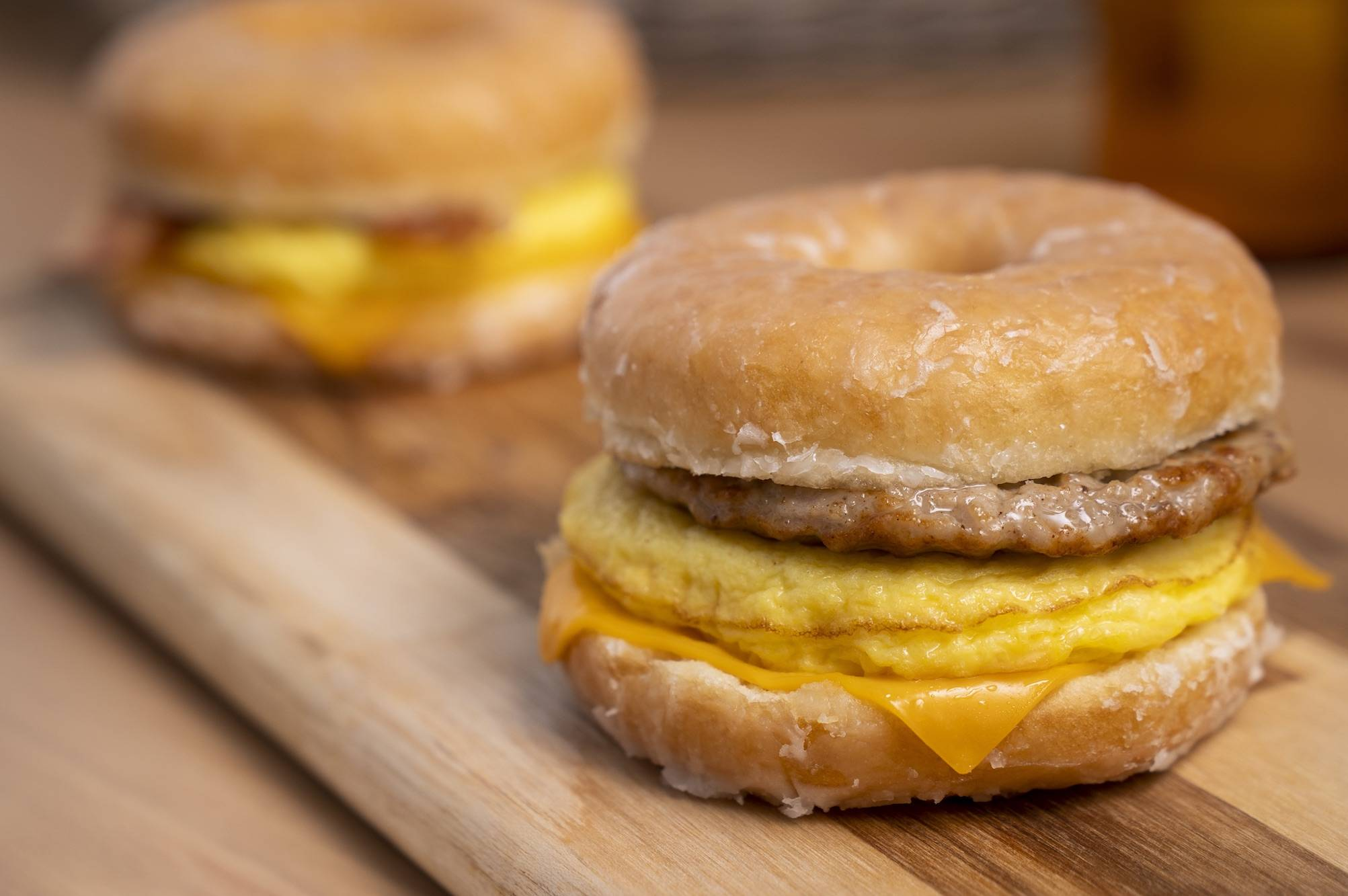 Tim Hortons offers limited-edition breakfast to celebrate National Donut Day Friday